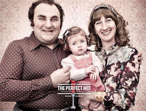 Arno: Ugly Parents, Beautiful Kids   Gute Werbung