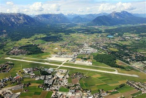 salzburg flughafen salzburg airport stadt salzburg