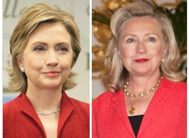 did hillary clinton get a facelift hillary clinton plastic surgery before and after botox