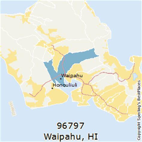 waipahu map best places to live in waipahu zip 96797 hawaii