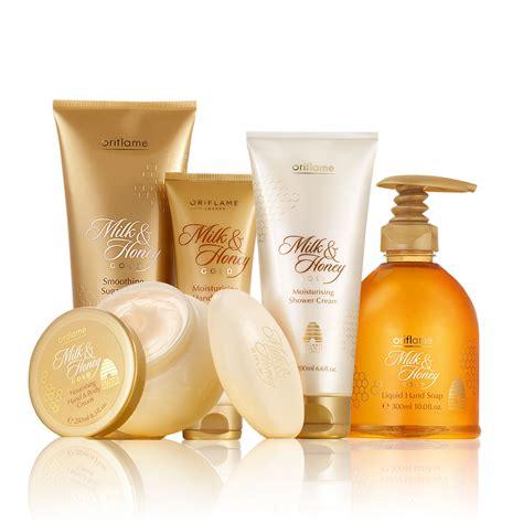 Milk And Honey Scrub Oriflame oriflame cosmetics personal care