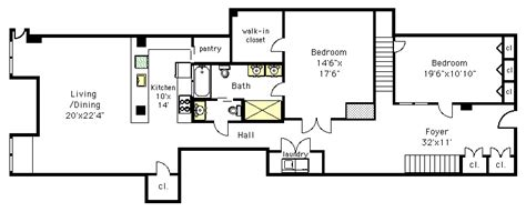 floor plan exles floor plans ny sles