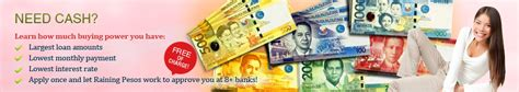 personal loans philippines loans salary loans