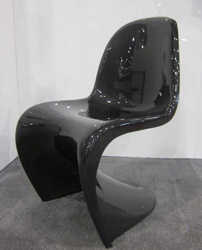 Carbon Fiber Art Chair