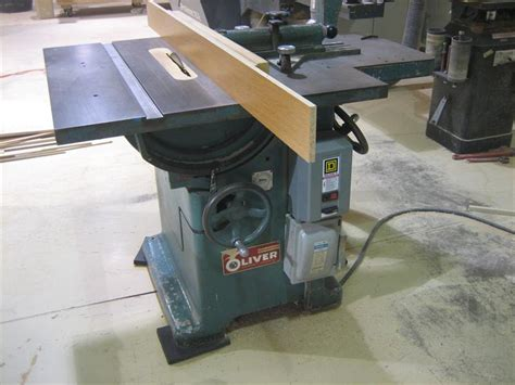 oliver 232 d 12 14 quot table saw us 1 750 00 wauconda il