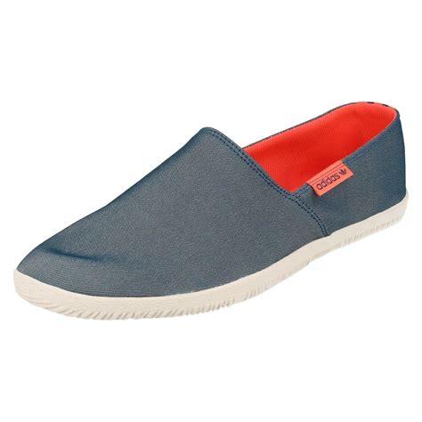 Adidas Slop Canvas mens adidas canvas pumps adidrill ebay