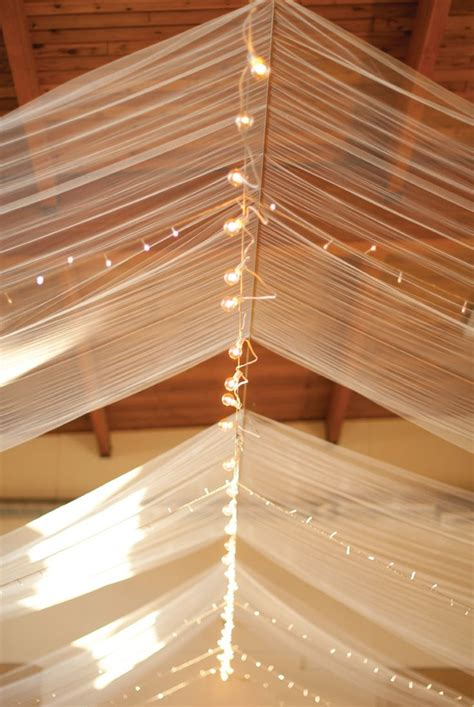 Hanging Ceiling Lights Ideas Ideas About Hanging Tulle For Wedding Wedding Ideas