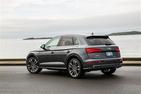 32 Sq M To Sq Ft by 2018 Audi Sq5 First Drive Review Automobile Magazine