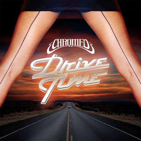 drive nime chromeo record world s smallest album drive time