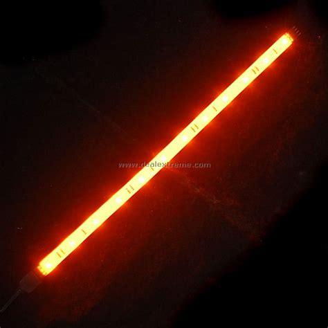 Smd 12 Led Extendable Light Strip 30cm Orange 12v Orange Led Light Strips