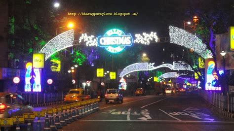 images of christmas in kolkata kharagpurmylove x mas celebration in kolkata and suburb