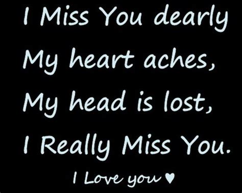 I Miss You Quotes 25 I Miss You Quotes