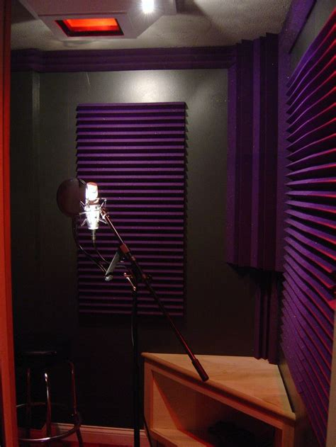 purple vocal booth purp