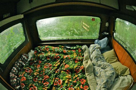 hippie van bed bed blankets comfy covers image 656445 on favim com