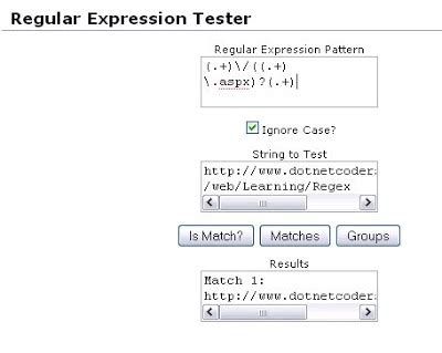 test regular expression regular expression tester techblogsearch