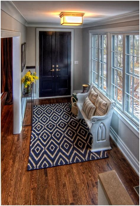 foyer seating area ideas 10 chic seating options for creating a welcoming entryway