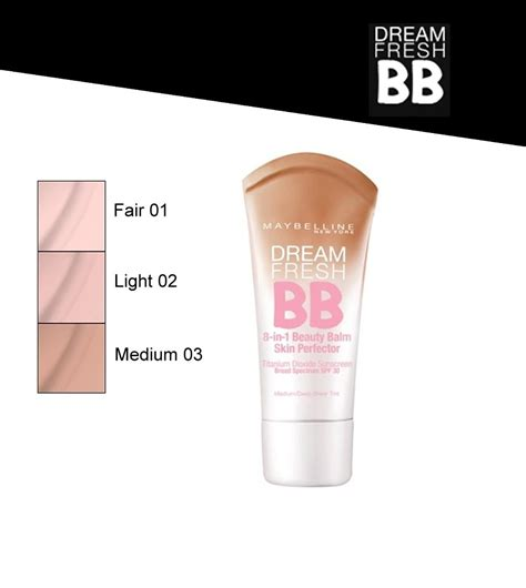 Maybelline Bb maybelline makeup australia maybelline fresh bb