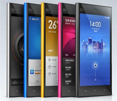 Xiaomi Mi3 xiaomi sells 100 000 flagship mi 3 phones in 86 seconds