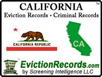 California State Records California Criminal Records And Ca Tenant Eviction Search