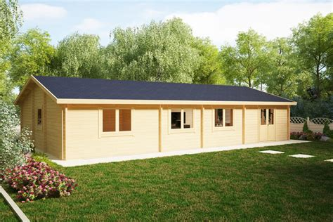 three bedroom cottage three bedroom log cabin cottage hansa holiday g 100m2 14