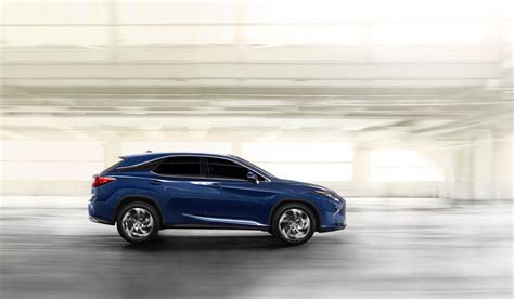 fourth generation lexus rx shows up in new york speed carz