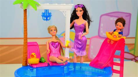 kz oyunlar sue barbie winx kz oyunlar barbie ve havuzu eğlenme zamanı barbie oyunları kı