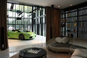 luxury singapore apartment with in room car parking