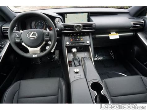 lexus is300 interior 2018 lexus is 300 lease studio city california 245