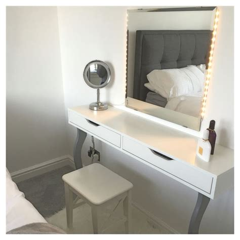 vanity desk with mirror ikea 25 best ideas about ikea vanity table on