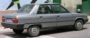 Renault R9 Renault 9 Review And Photos
