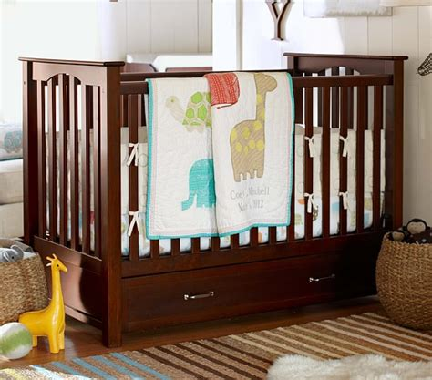 organic nursery bedding sets safari animals organic nursery bedding set pottery barn