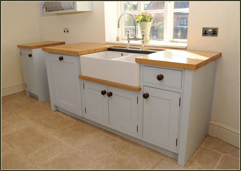 sink unit kitchen free standing kitchen sink units tjihome