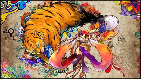 Blade And Soul Wallpaper By Snyp 04 Blade And Soul Photo Colorful Anime