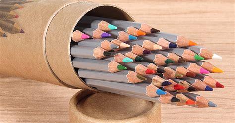 secret garden colouring book kmart colored pencils 48 set only 11 99 hip2save