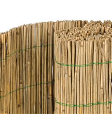 Reed Matting by Reed Matting Fencing Looped