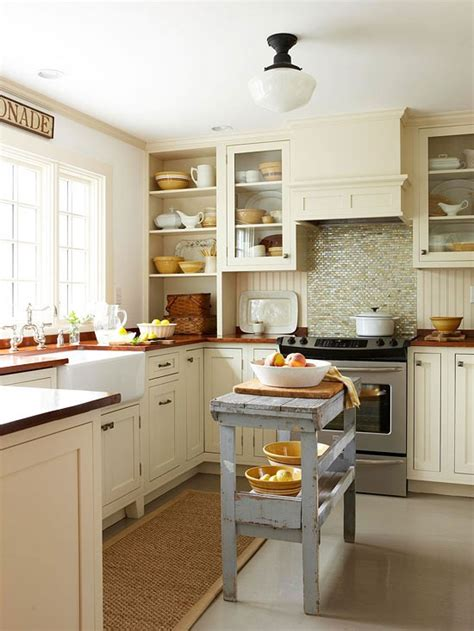 decorating ideas for a small kitchen 10 small kitchen island design ideas practical furniture