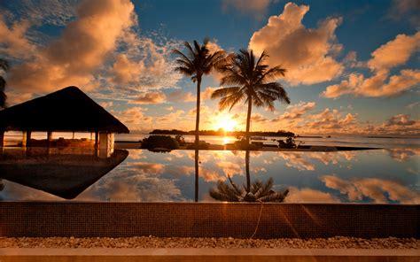 untamed sunset in the caribbean hd wallpaper hd wallpapers sunset wallpapers hd a12 hd desktop wallpapers 4k hd