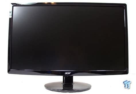Monitor Acer 24 Inch acer s241hl bmid 24 inch 5ms hd monitor review