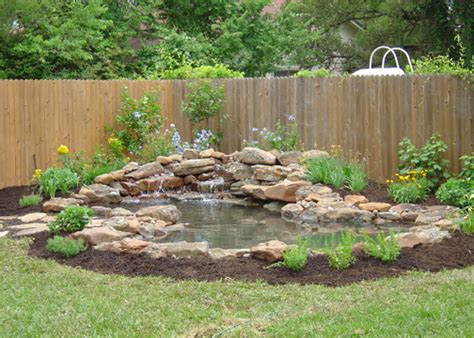 pictures of ponds in backyards ponds hill country water gardens serving austin cedar park leander round rock