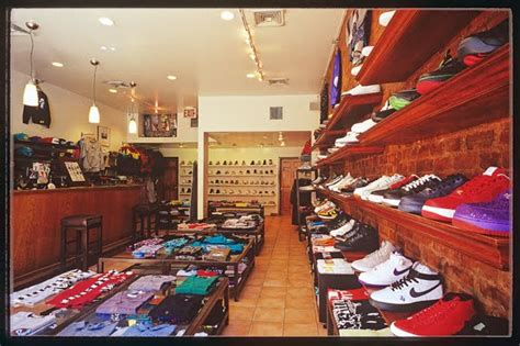sneaker shops in nyc great sneaker stores in new york another day at the