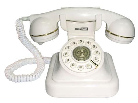 telefon retro telefon maxcom vintage retro telefon dla seniora sklep