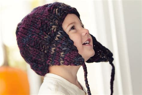 knitting pattern earflap hats for toddlers earflap hat knitting pattern a knitting blog