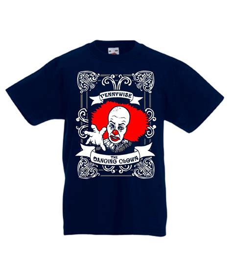 Move On Tshirt by Pennywise The Clown Quot It Quot Stephen King Horror