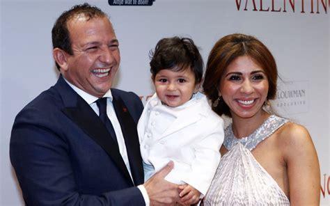 Kaftan Deby Maroko najib amhali wordt opnieuw papa
