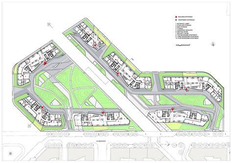 Underground Parking Garage Design citylife milano residential complex by zaha hadid e