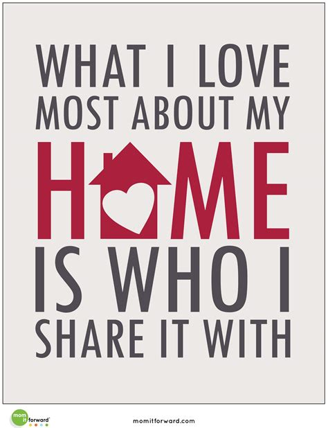 printable what i about my home it forwardmom