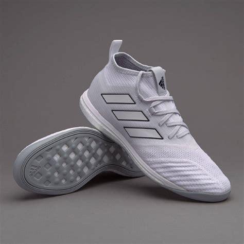Sepatu Bola Adidas Ace 17 Oren Ungu List Putih Grade Ori sepatu futsal adidas original ace 17 1 tr white