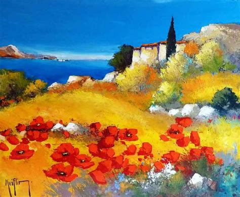 montel landscape roger keiflin original paintings google search art