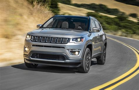 Jeep Compass to Be Built in India; Gets Petrol & Diesel