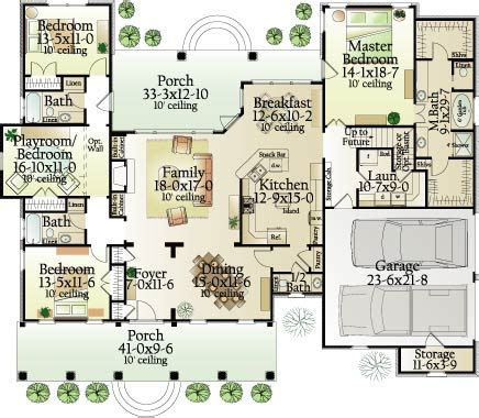 cross floor plan cross creek 7723 4 bedrooms and 3 baths the house designers